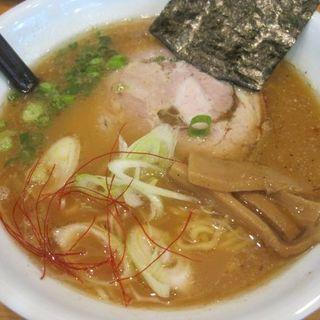 醤油拉麺(らーめん丈屋 仙台西店 (たけや))