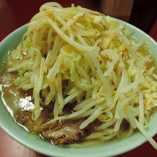 小ラーメン(ニンニク少なめ、カラメ)(ラーメン二郎 中山駅前店 )