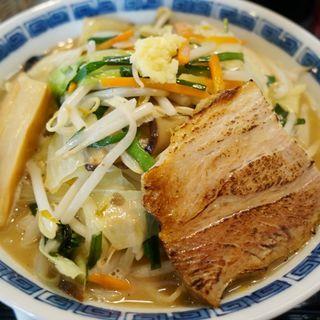 塩タンメン(らーめん千ちゃん )