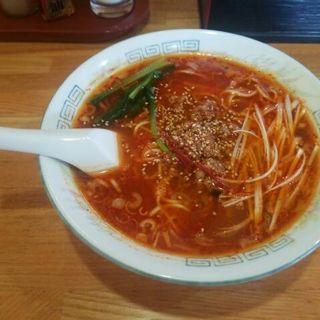 担々麺Aセット(らーめん和 )