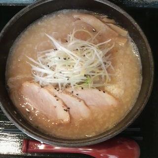 白味噌ラーメン(らーめん壱輝 )