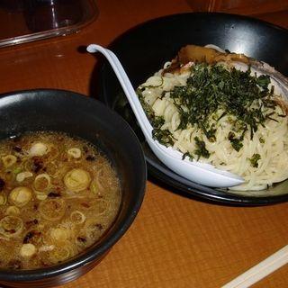 醤油つけ麺(らーめん専門店ドラゴン )