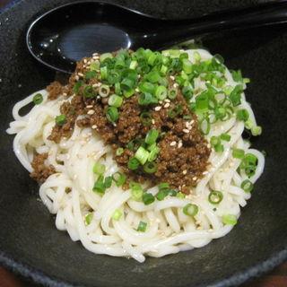 冷やし坦々麺(らーめん本竈)