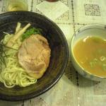 塩ラーメン(らーめん紬麦 (つむぎ))