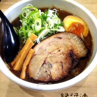 縁醤油(らーめん縁)