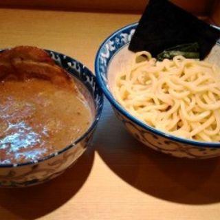 4号つけ麺(ラーメン雷鳥 (サンダーバード))