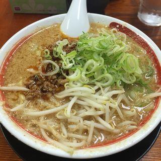 味噌台湾ラーメン