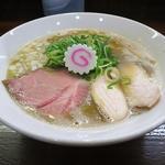 純鶏白湯(醤油ver.)