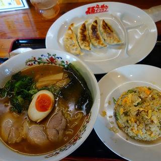 ヨシベー醤油(細麺)(らーめん麺'sクラブ牛久店)