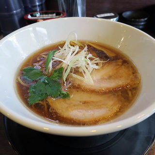 醤油ラー麺(ラー麺 ZON )