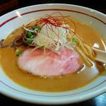 特濃海老味噌麺