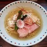 鯛白だし新春麺