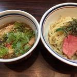 鴨つけ麺2015