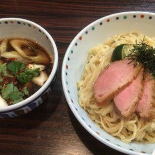 鴨つけ麺(らー麺 あけどや )