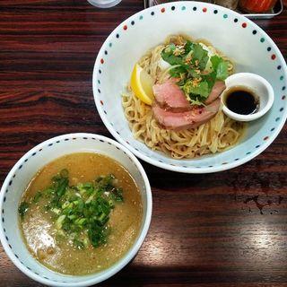 鴨白湯つけ麺 ※限定(らー麺 あけどや )
