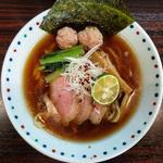 鴨醤油らー麺 ※限定