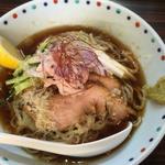 鶏節冷やし麺(夏麺第3弾)