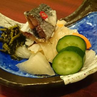 しょうゆ(パイタンスープ)(らー麺 ふしみ )