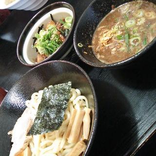 カレーつけ麺(らぁめん 天天 )