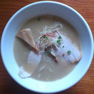 鶏白湯そば 濃厚バージョン