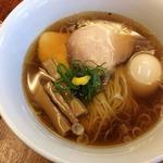 ニボっちゃん+味玉