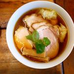 醤油チャーシューワンタン麺