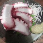 蛸のお刺身