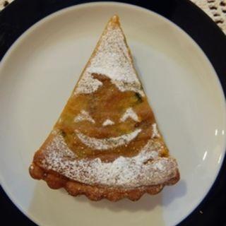 北海道産かぼちゃとチョコレートのタルト(ラテール )