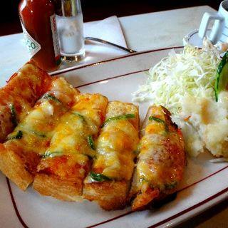 ピザトースト(ラモドール)