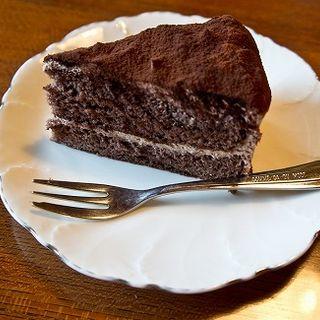 チョコレートケーキ(りんたろう )
