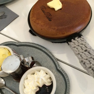 ぐりとぐらのホットケーキ(RusaRuka東京自由が丘店)