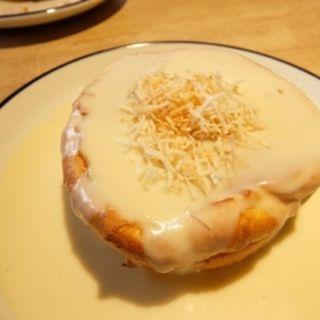 ココナッツハニーのパンケーキ(レインボーパンケーキ (RAINBOW PANCAKE))