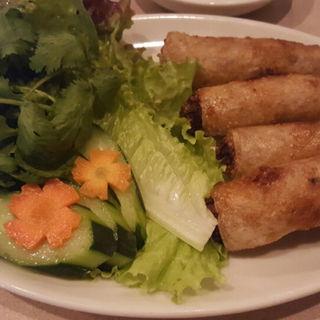 揚げ春巻(レストラン サイゴン Food Show )