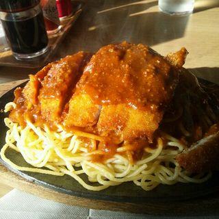 スパカツ(レストラン泉屋 ビッグハウス店 )