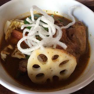 スープカレー(レッドチリ (RED CHILI))