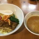 味噌と豚白湯