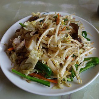 肉野菜炒め(わかさ)