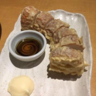 ちくわサラダ(わらび )