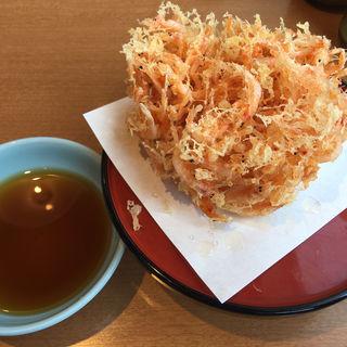 桜海老のかき揚げ(岸家 )