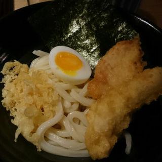 冷麺 とり天付き(ゑぐち屋 )