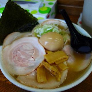 ラーメンスペシャル(醤油・あっさり)(一条流がんこラーメン吉三郎)