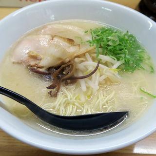豚骨ラーメン(一楽ラーメン )