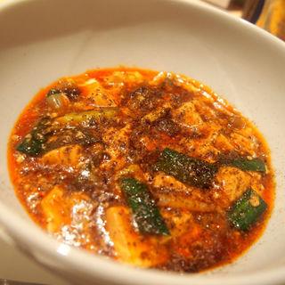 麻婆豆腐(一碗水 (イーワンスイ))