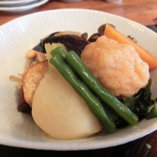 割烹味噌汁御膳(一粋 )