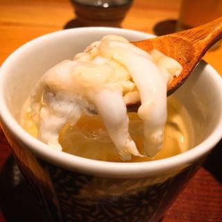 白魚の茶碗蒸し(鈴しろ )