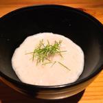 真鱈の白子の雑炊(鈴しろ )