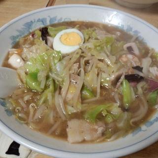 広東麺(万松 )