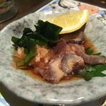 ナマコ酢(三ノ宮高架下市場 )