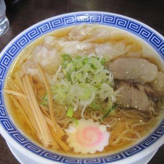 ワンタン麺(三太 )