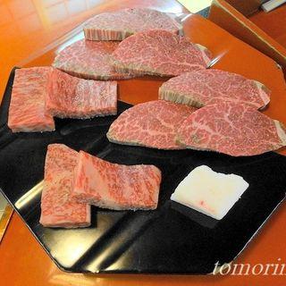 オイル焼コース(三嶋亭 本店 (みしまてい))